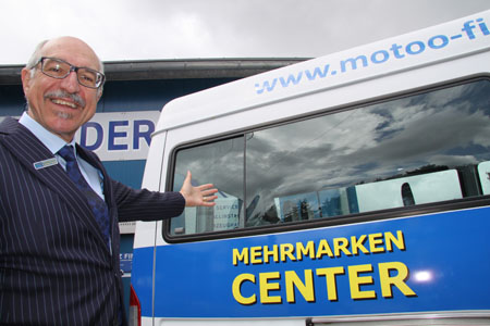 Imagefilm Mehrmarken Center