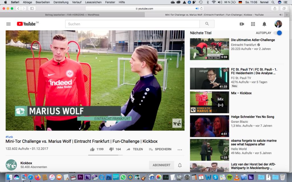 Marius Wolf kommt zum 1. FC Köln
